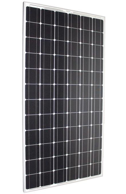 Solarmodul 100-200 vorn
