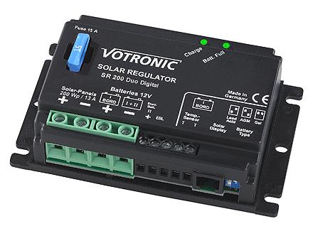 Solarladeregler Voltronic SR 200