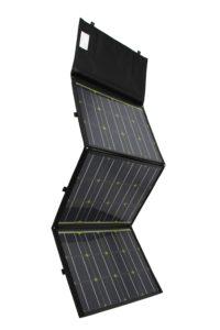 Solarmodul mobil faltbar