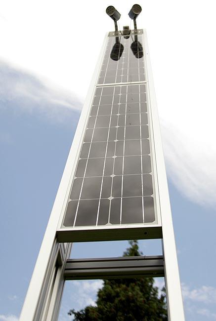 Energiestation Solarleuchte 100