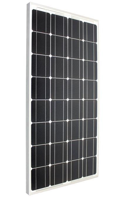 Solarmodul KVM 90-12 vorne
